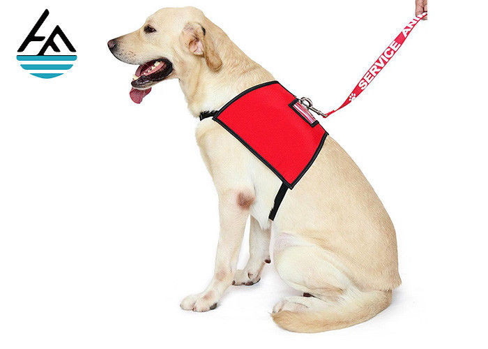 Soft Padde Neoprene Dog Vest , Classic Solid Neoprene Harness Vest For Small Dogs