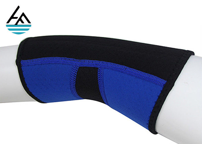 SCR Elastic Neoprene Elbow Support Sleeve For Gym Crossfit Training 3mm 5mm 7mm