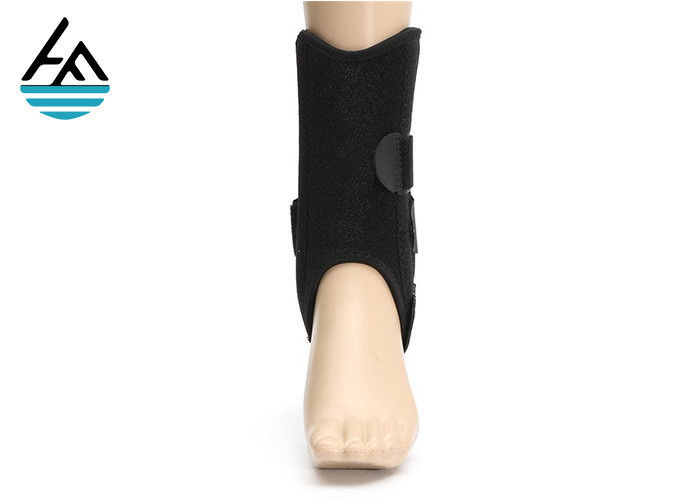 Thin Neoprene Ankle Sleeve Sports Ankle Support Brace Eco - Friendly Material